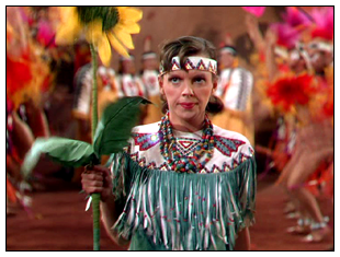 """I'm An Indian Too"" with Judy Garland"