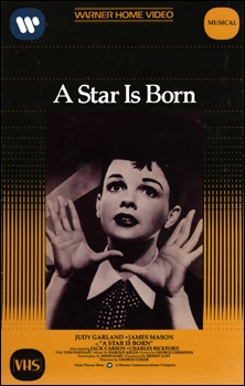 A Star is Born 1981 VHS