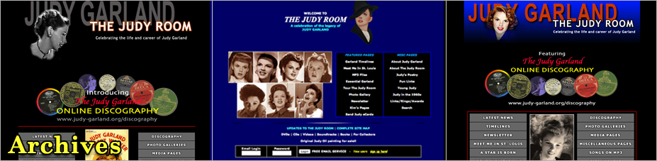Judy Room Archives