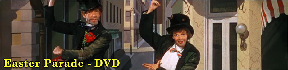Easter Parade on DVD