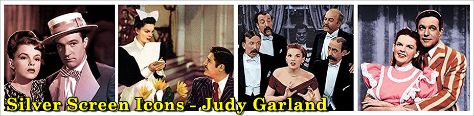 Silver Screen Icons - Judy Garland