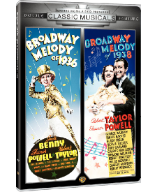 Broadway Meloday of 1936 / Broadway Melody of 1938 DVD