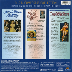 MGM Composers Collection - Words and Music
