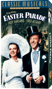 Easter Parade VHS