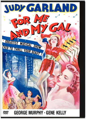 For Me and My Gal DVD