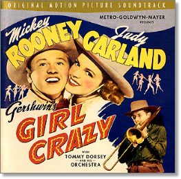 Girl Crazy Deluxe CD Soundtrack
