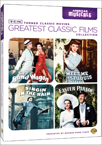 Greatest Classic Films Collection DVD