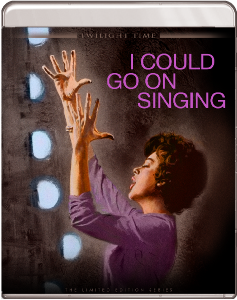 I Could Go On Singing on Blu-ray