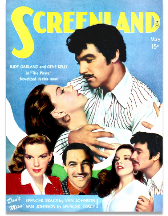 Screenland Magazine 1948