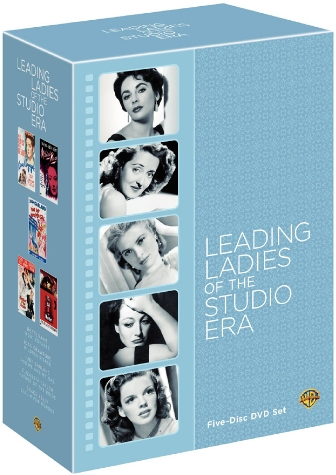 Leading Ladies of the Studio Era DVD