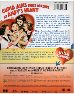 Love Finds Andy Hardy DVD back cover art
