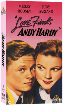 Love Finds Andy Hardy VHS edition