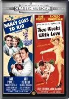 Nancy Goes To Rio / Two Weeks With Love DVD
