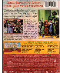 The Wizard of Oz 1999 DVD