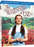 The Wizard of Oz 75th Anniversary 3D Blu-ray Edition