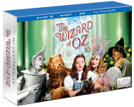 The Wizard of Oz 75th Anniversary Bou-ray Boxed Set Edition