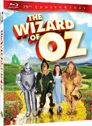 The Wizard of Oz 75th Anniversary Blu-ray