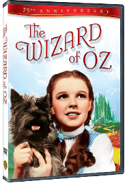 The Wizard of Oz 75th Anniversary Standard DVD