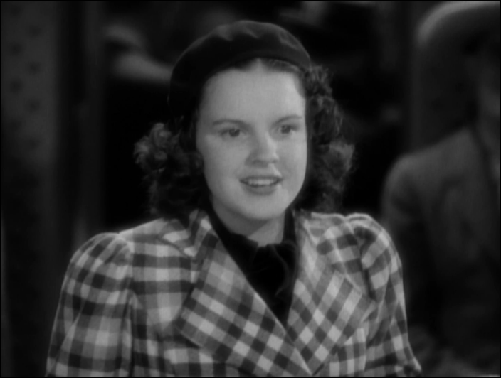 "Judy Garland sings ""The Texas Tornado"" in ""Pigskin Parade"""