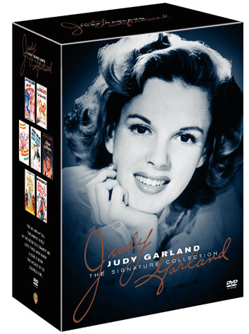The Judy Garland Signature Collection on DVD