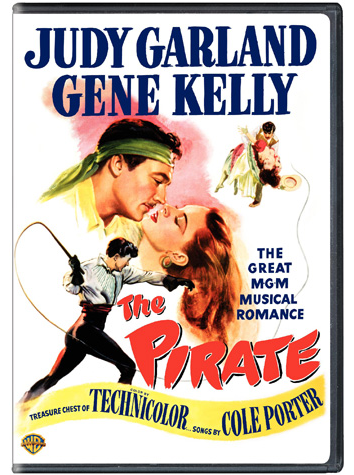 The Pirate on DVD