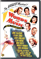 Words and Music DVD
