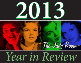 The Judy Room 2013 Year in Review