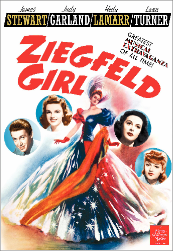 Ziegfeld Girl on DVD