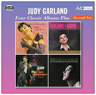 Judy Garland - Four Classic Albums Plus - Second Set