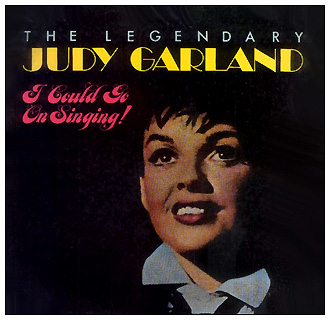 The Legendary Judy Garland