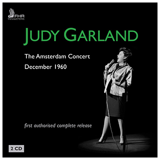 Judy Garland: The Amsterdam Concert - December 1960