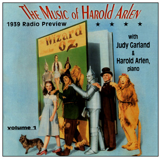 The Music Of Harold Arlen