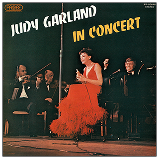 Judy Garland in Concert - Judy at the Palace