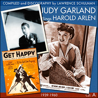 Judy Garland Sings Harold Arlen CD 1