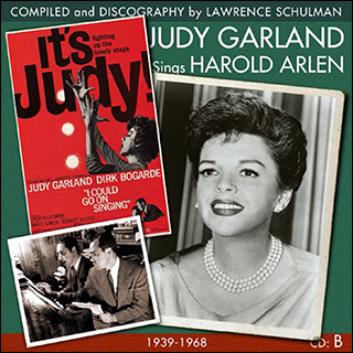 Judy Garland Sings Harold Arlen CD 2