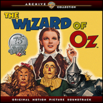 The Wizard of Oz orignal soundtrack - Warner Archive - 75th Anniversary