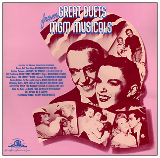 Great Duets from MGM Musicals