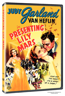 Presenting Lily Mars on DVD