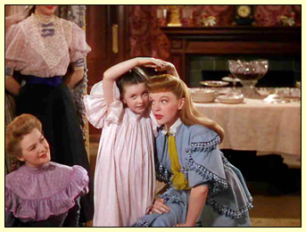 "Judy Garland & Margaret O'Brien perform ""Under The Bamboo Tree"""