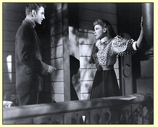 "Tom Drake & Judy Garland in ""Meet Me In St. Louis"""