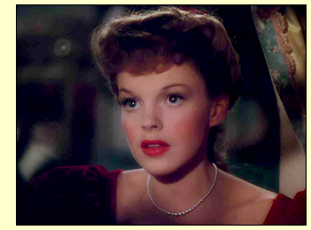 "Judy Garland sings ""Have Yourself A Merry Little Christmas"""