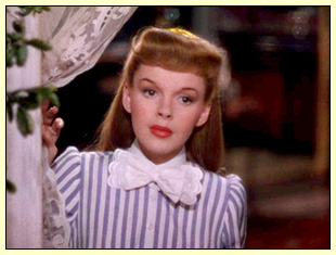 "Judy Garland sings ""The Boy Next Door"" in ""Meet Me In St. Louis"""